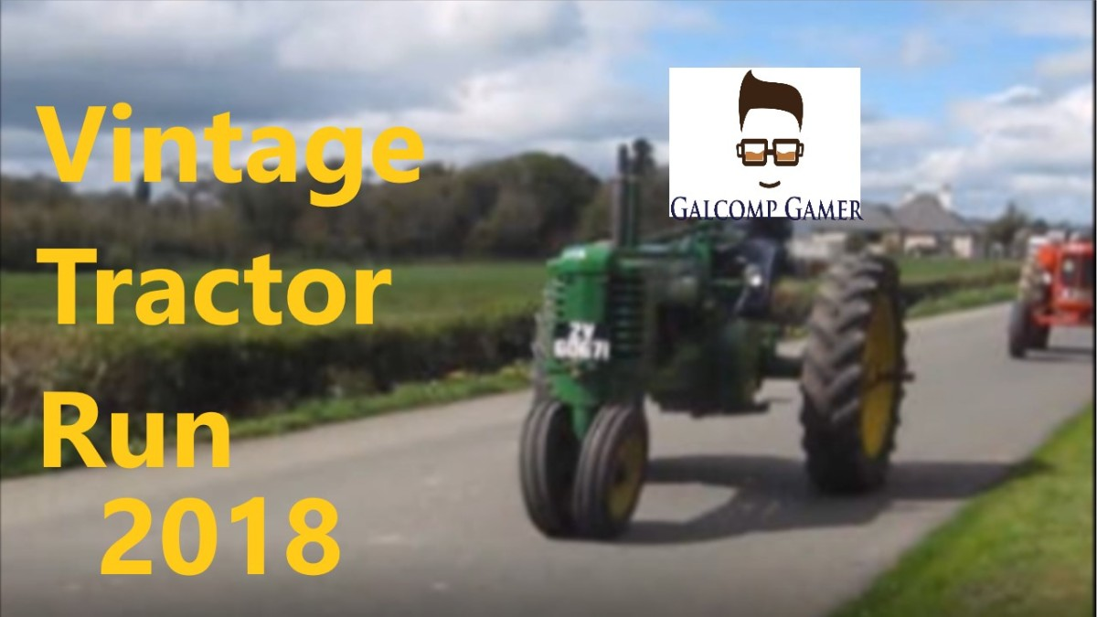 South Meath Vintage Tractor Run